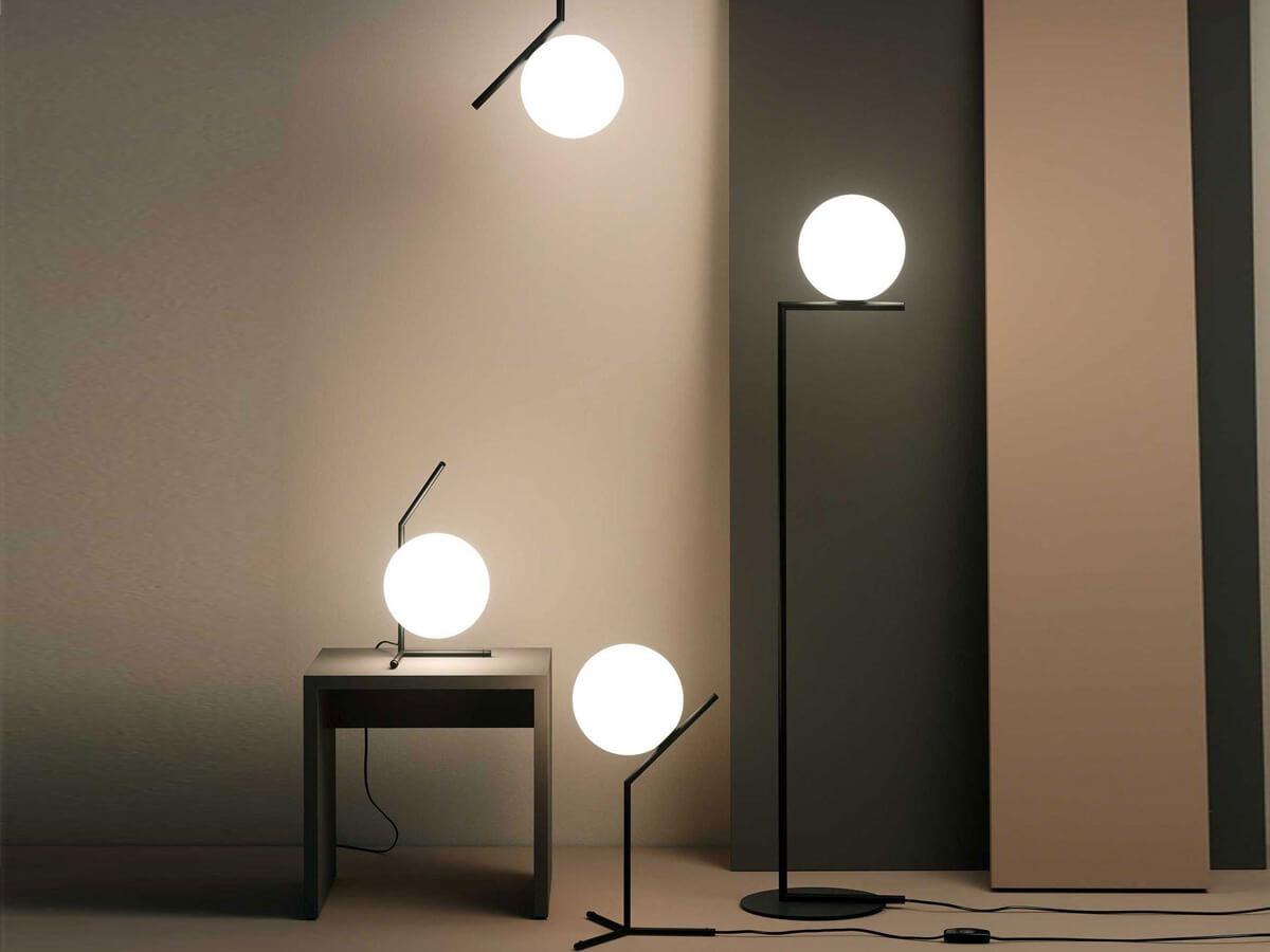 Lampada Ic Flos Special Edition - Devincenti negozio arredamento e design Brescia