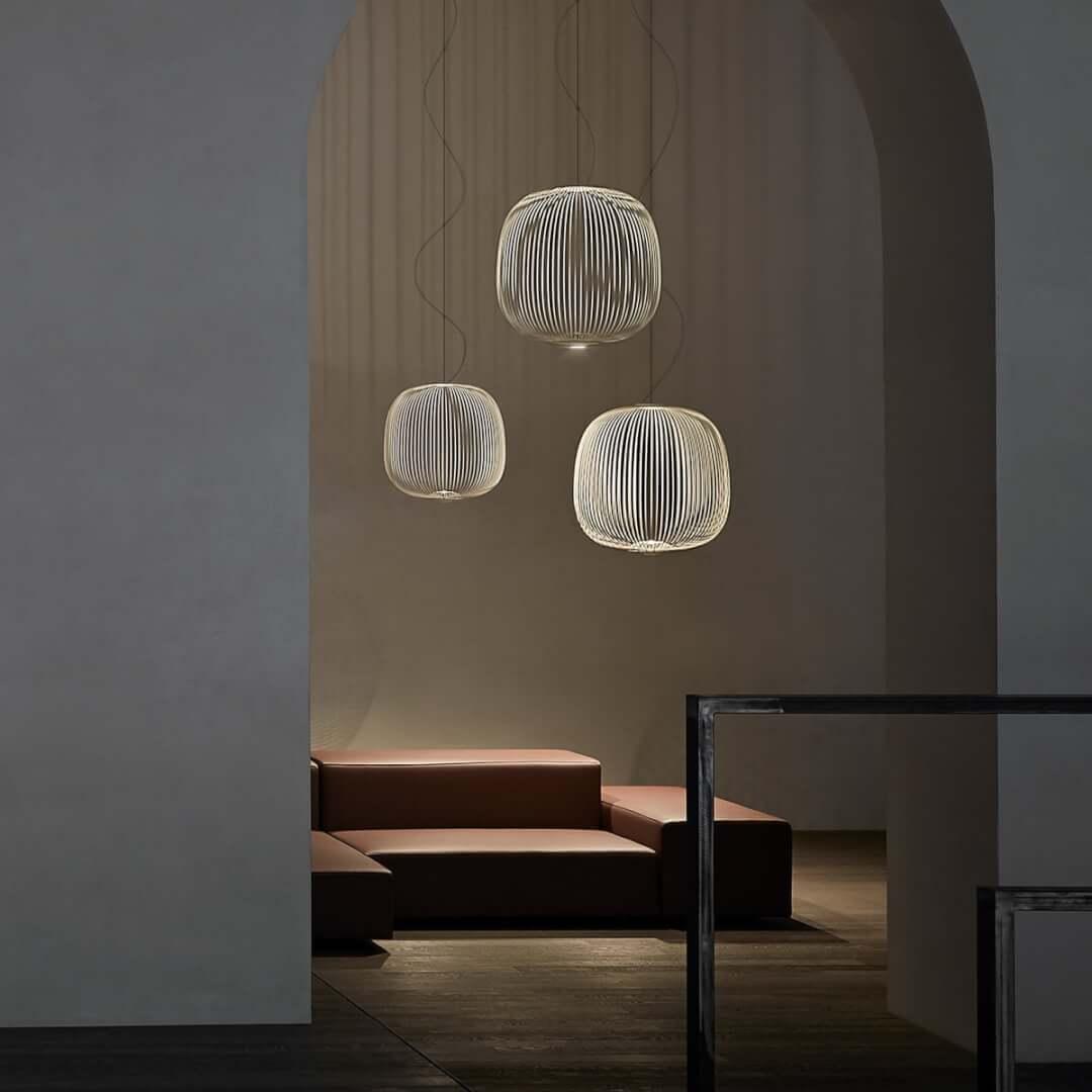 Foscarini Spokes - Devincenti negozio di arredamento e design Brescia