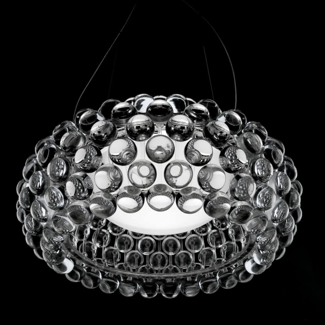 Lampadario Caboche Foscarini - Devincenti negozio arredamento e design Verona