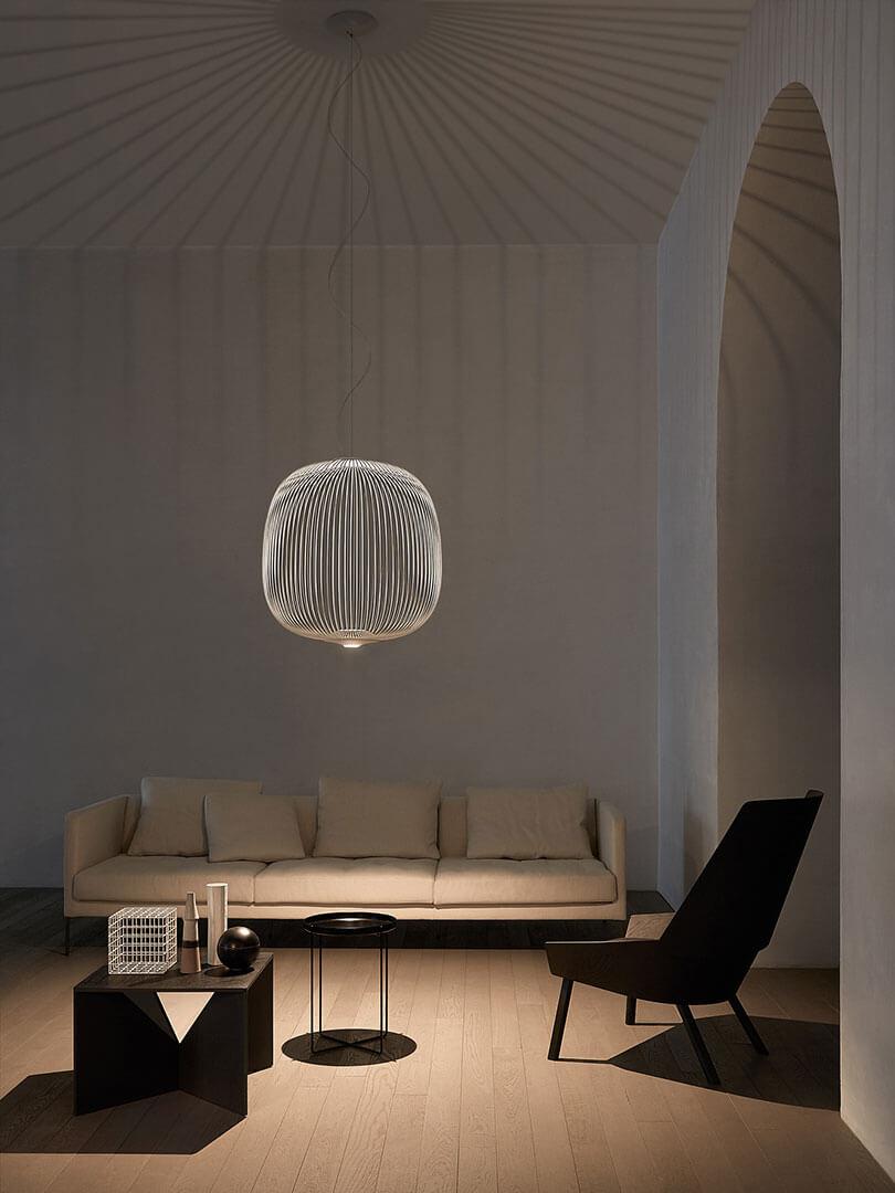 Foscarini Spokes - Devincenti negozio arredamento e design Verona