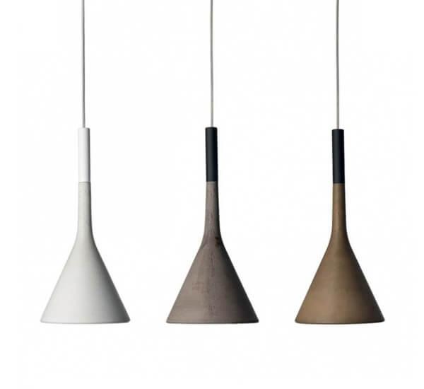 Lampada Mini Aplomb Foscarini - Devincenti negozio di arredamento e design Verona