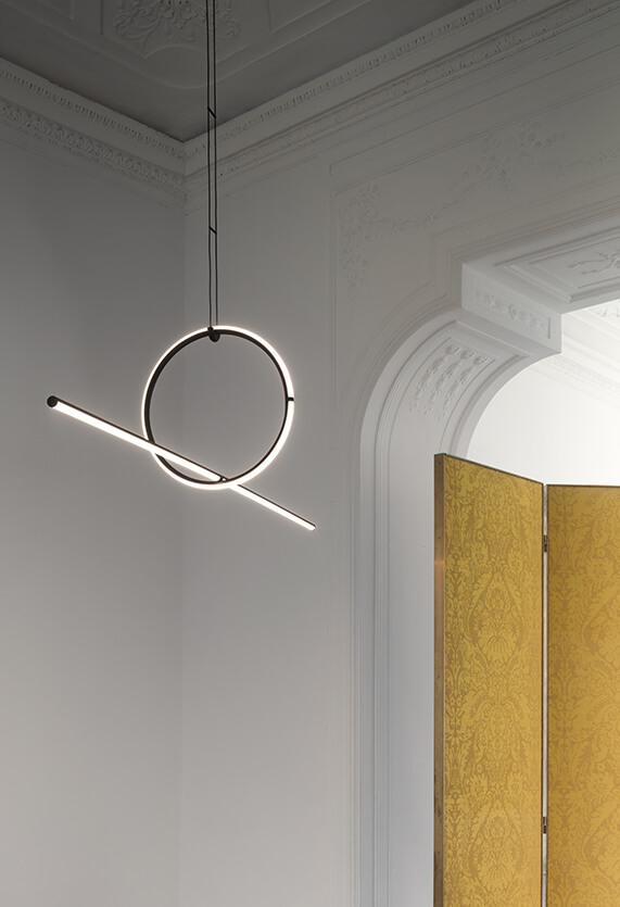 Lampada Arrangements Flos - Devincenti negozio di arredamento e design Verona