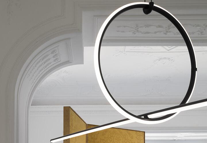 Lampada Arrangements Flos - Devincenti negozio di arredamento e design Brescia