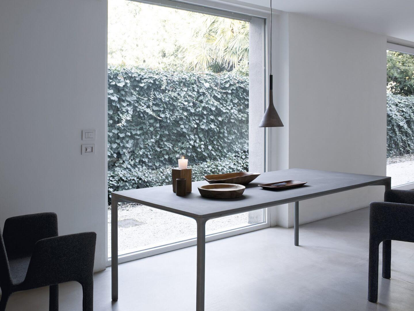 Tavolo Boiacca Kristalia - Devincenti negozio di arredamento e design Brescia