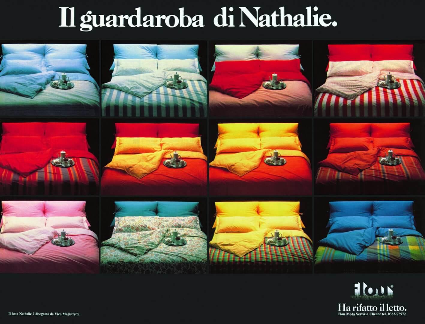 Copertina Campagna Nathalie - Devincenti negozio arredamento e design Verona