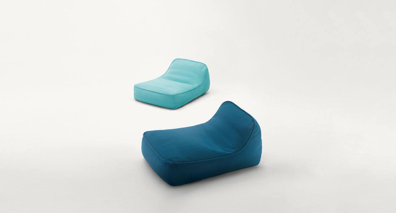 Collezione Float Paola Lenti - Devincenti negozio di arredamento e design Mantova