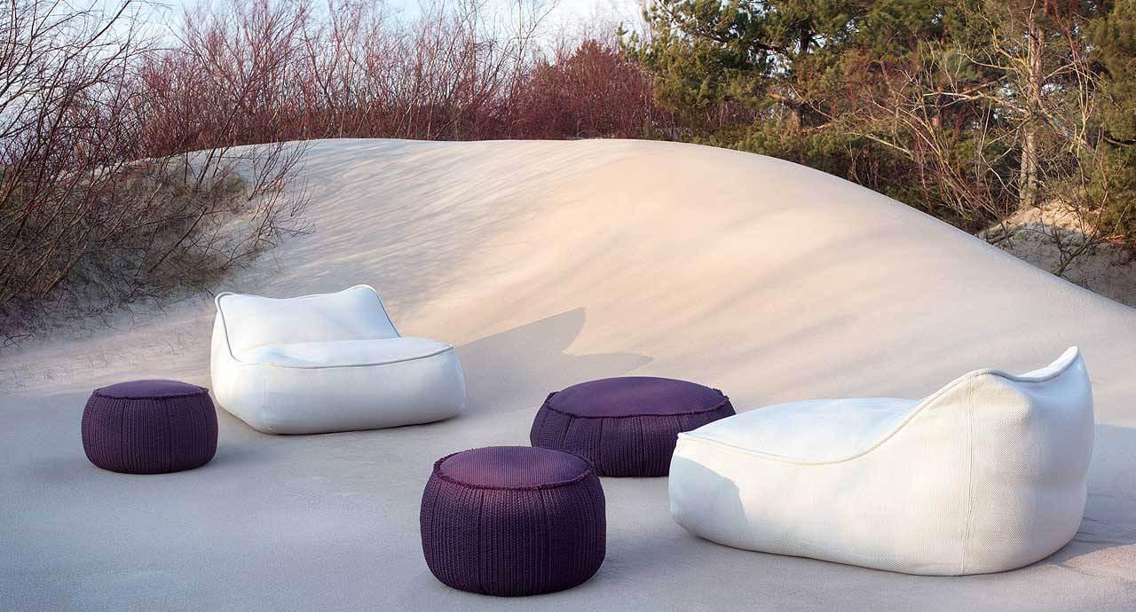 Collezione Float Paola Lenti - Devincenti negozio di arredamento e design Verona