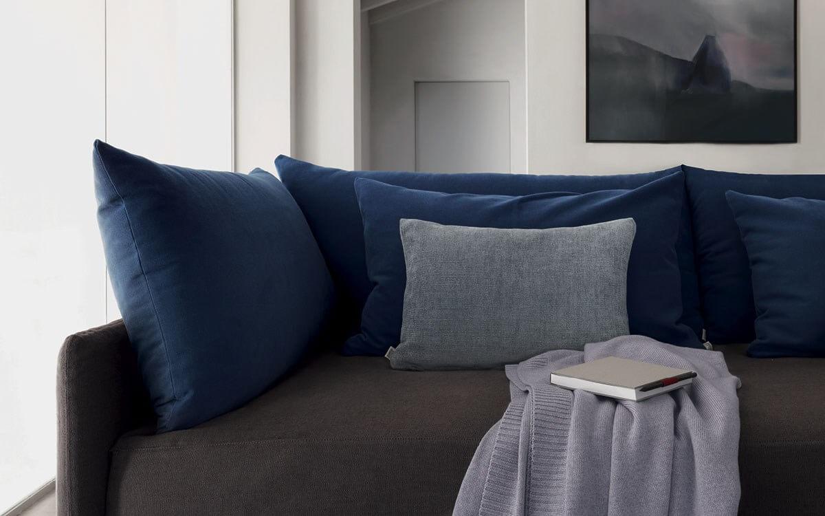 Divano Letto Duetto Flou - Devincenti negozio arredamento e design Brescia