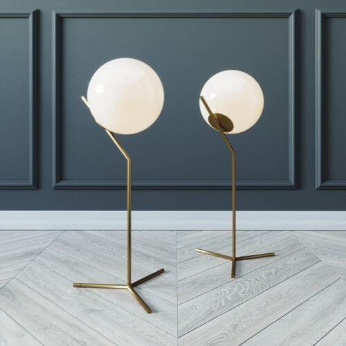 Lampada Ic Flos - Devincenti negozio arredamento e design Mantova