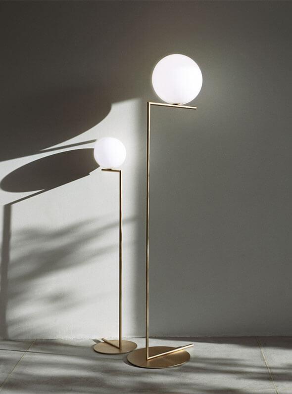 Lampada Ic Flos - Devincenti negozio arredamento e design Brescia