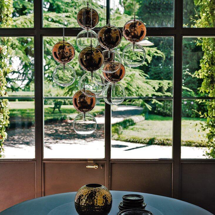 Lampada Apollo Cattelan - Devincenti negozio arredamento e design Mantova