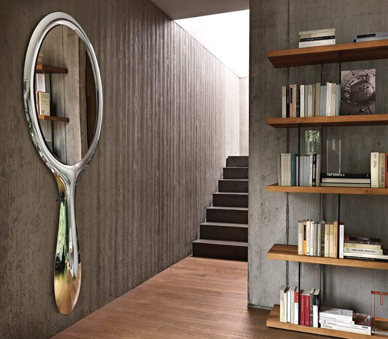 Specchio Lollipop Fiam - Devincenti negozio di arredamento e design Brescia
