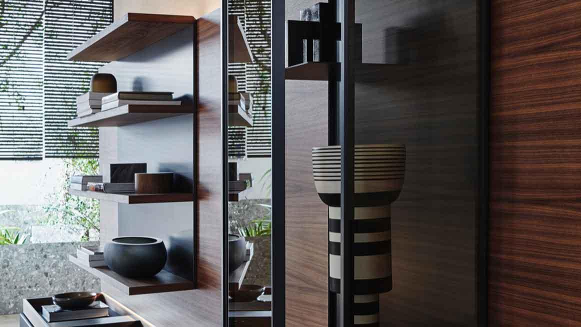 Mobilio soggiorno - Devincenti negozio arredamento Brescia