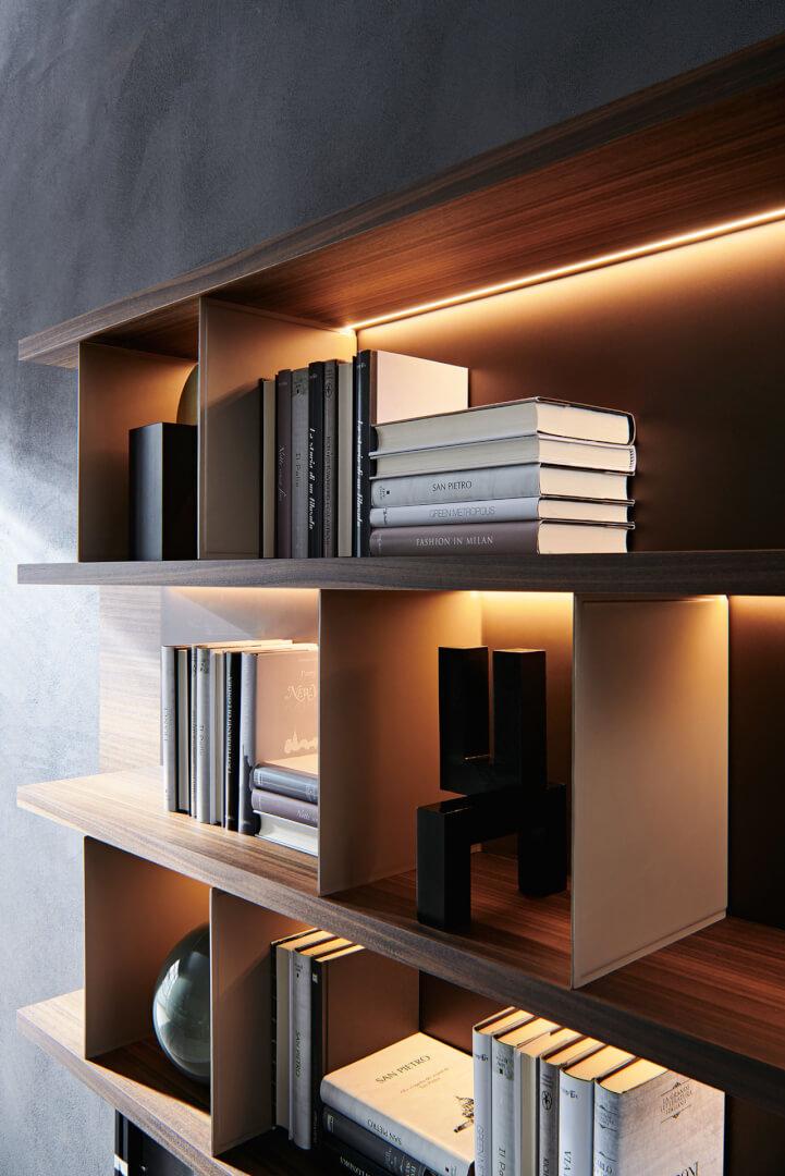 Componibile Grid - Devincenti negozio arredamento design Brescia