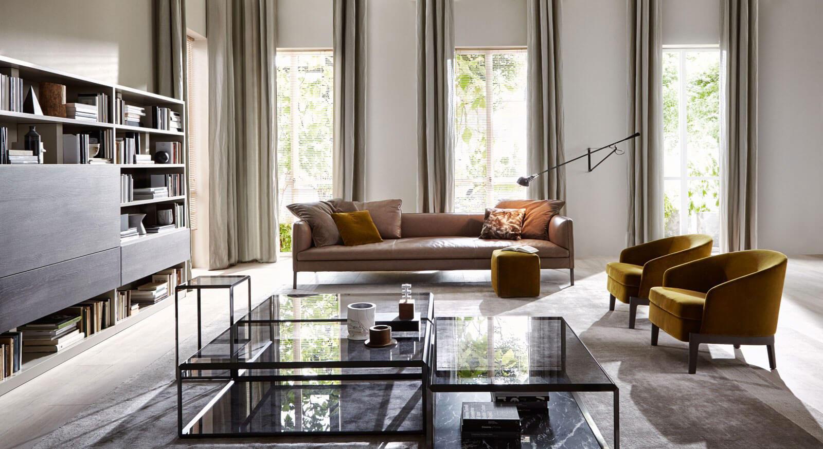 Sedute Paul - Devincenti negozio arredamento design Brescia