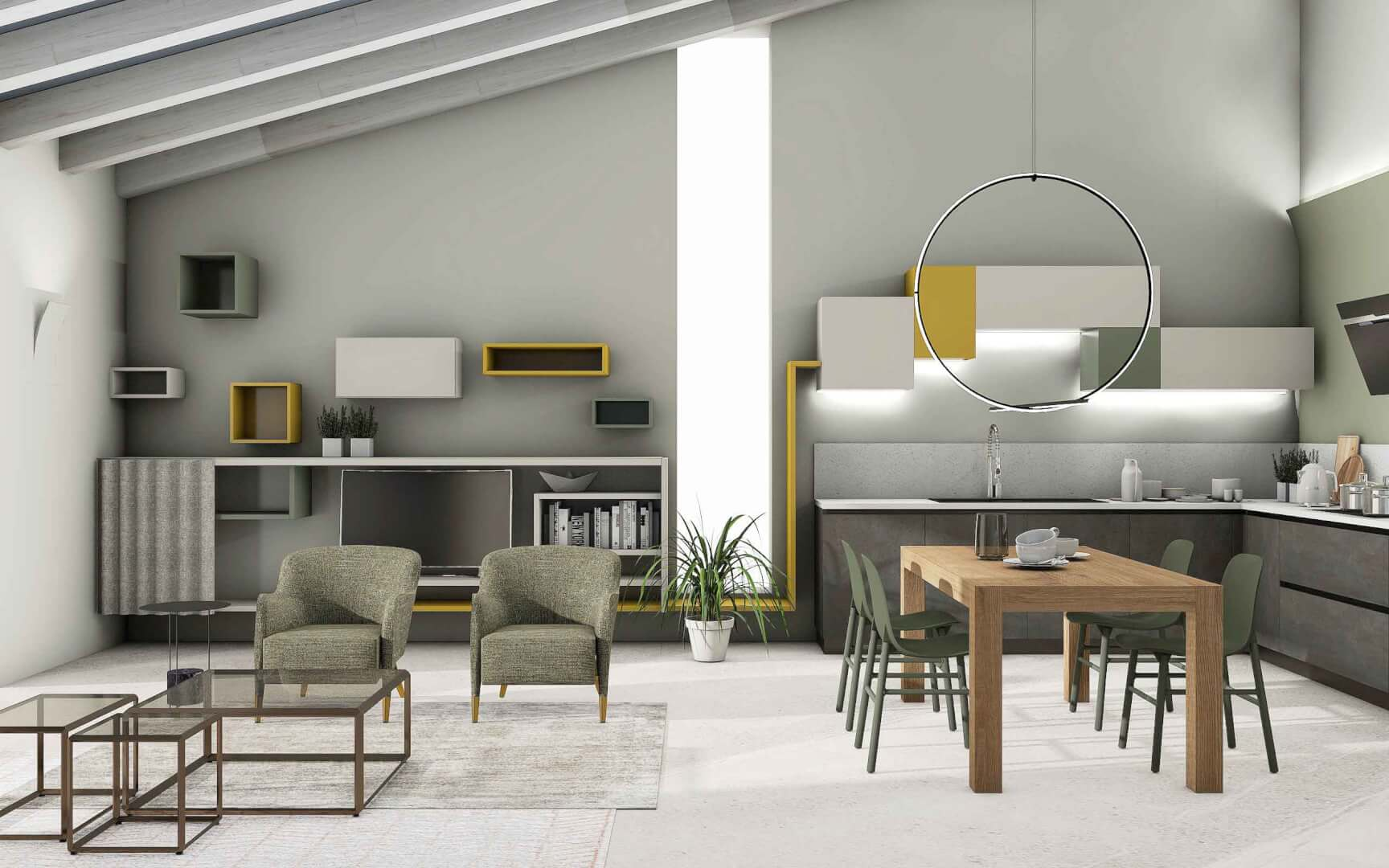 Devincenti Multiliving - negozio arredamento e design Verona