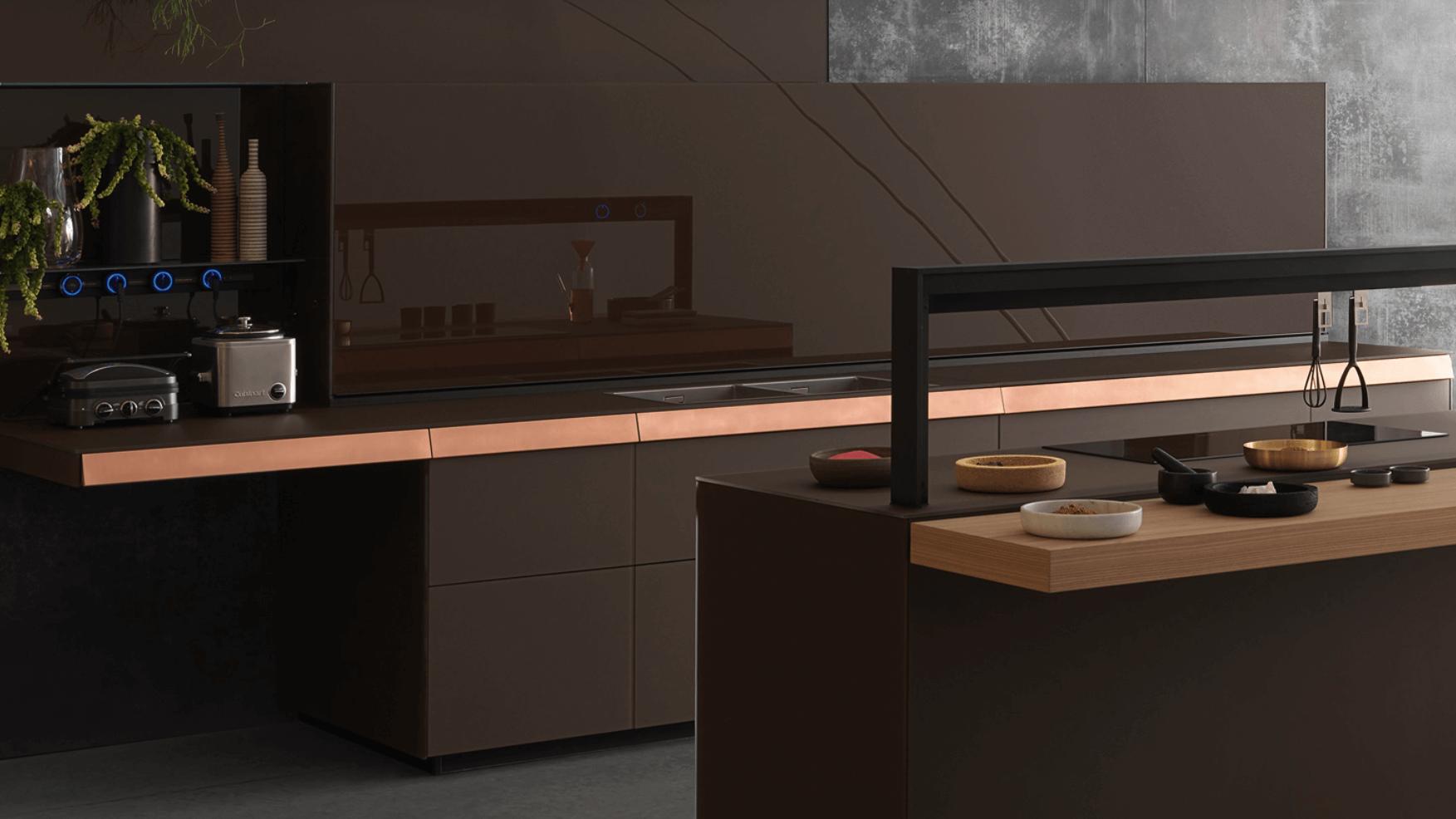 Cucina Valcucine - Devincenti negozio arredamento Verona