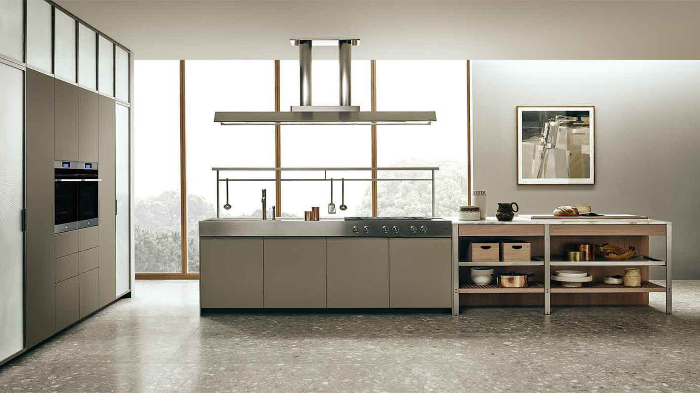 Cucina Ernestomeda - Devincenti negozio arredamento Brescia