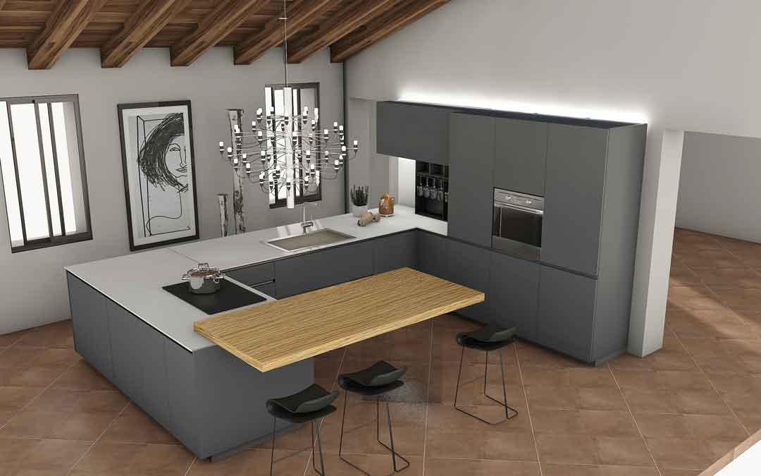 Progetto cucina - Devincenti negozio arredamento Verona