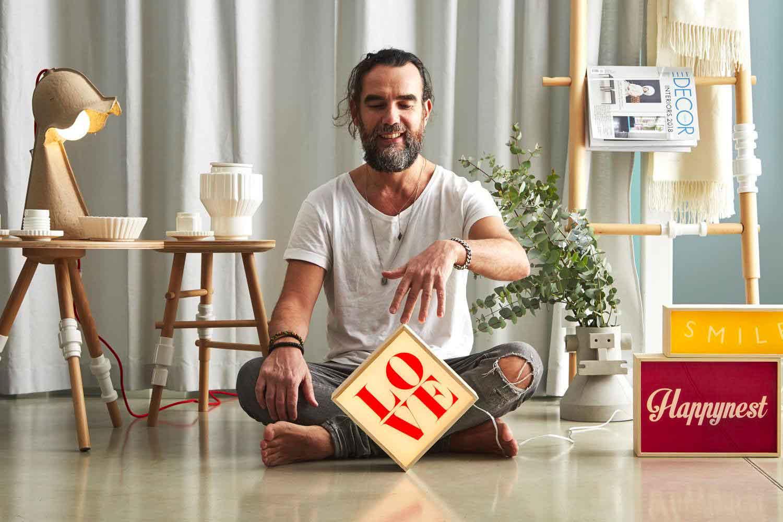 Stefano Seletti - Devincenti negozio arredamento Brescia